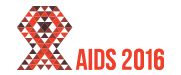 21st International AIDS Conference| 18-22 July 2016| Durban