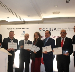 Photoreport Anual dinner CCILSA & Business awards | November 27th