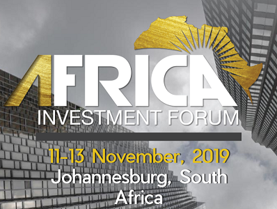 2019 South Africa Africa Investiment Forum