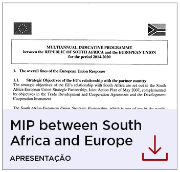 MIP between South Africa ans Europe