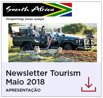Newsletter Tourism Maio 2018