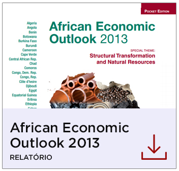 Relatorio African Economic Outlook 2013 2